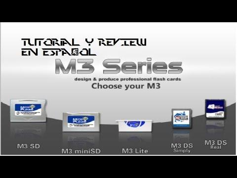 Review y tutorial de m3 (sd/microsd) en Gameboy Advance(Gba) EN ESPAÑOL