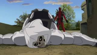 Ultimate Deadpool (5) | Ultimate Spider-Man | Spider-Boy ?