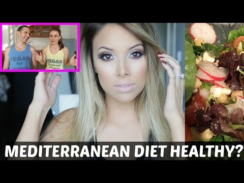 LUSTRELUX | Is the Mediterranean Diet healthy?