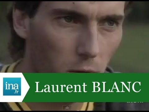 Football :Laurent Blanc arrive en Italie au FC Naples - Archive vidéo INA