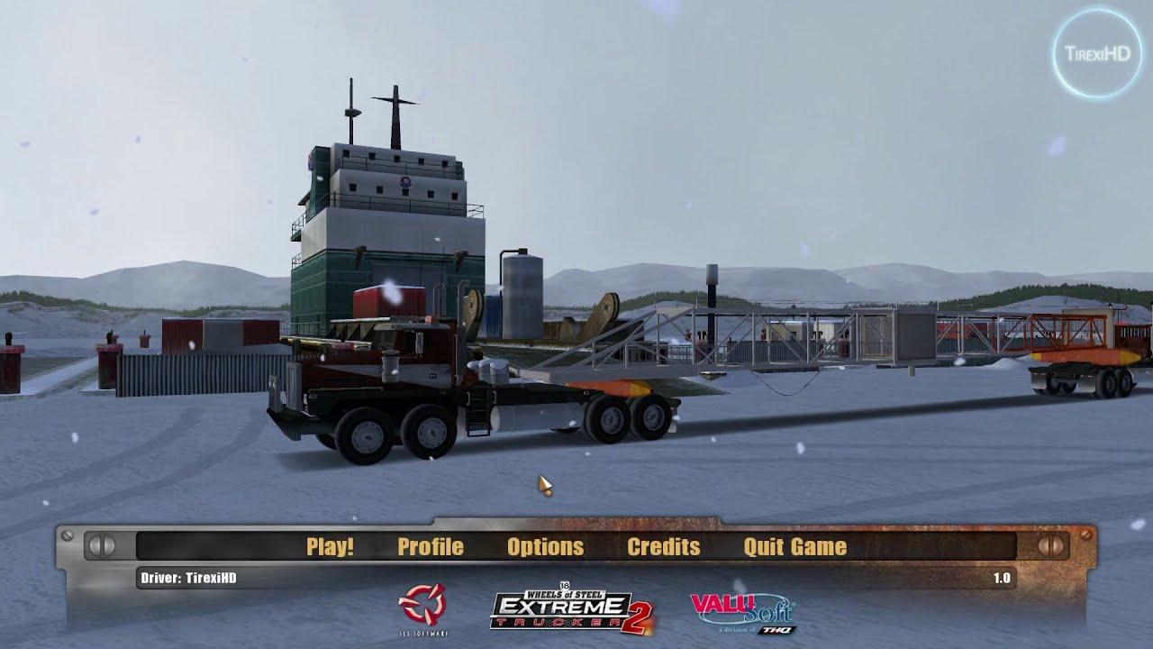 18 Wheels Of Steel Extreme Trucker 2 Gameplay Youtube