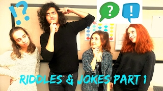 How to solve Riddles and Jokes In English Language! Classroom Experience!