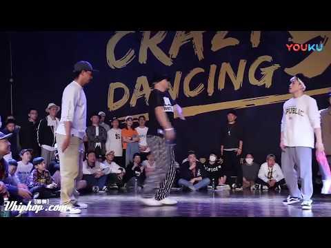 Madoka Brotherbome vs Jenes   腾仔 Crazy Dancing 5 thumbnail