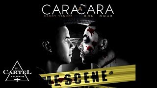 "Daddy Yankee - Cara A Cara | Tiraera Daddy Yankee Vs Don Omar ""The Kingdom"" 