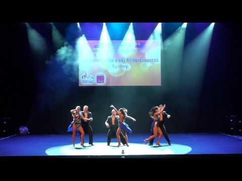 SYDNEY LATIN FESTIVAL 2017 - LDA JAIMES CHA & LAS REGGAETONERAS