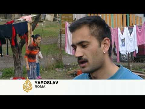 Slovakia proposes radical Roma 'solution'