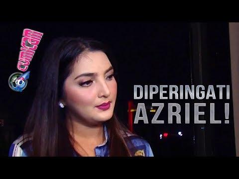 Ashanty Pakai Baju Ketat, Azriel Suruh Ganti - Cumicam 20 Juli 2017