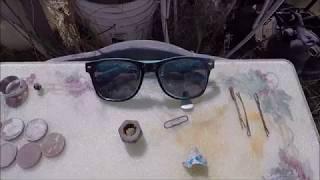 Beach Metal detecting Huntington Beach