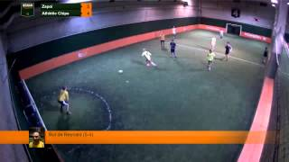 But de Reynald (5-4) - Zapoi Vs Athlétic Chips - 11/11/14 21:00 - Mardi 21h - Automne 2014