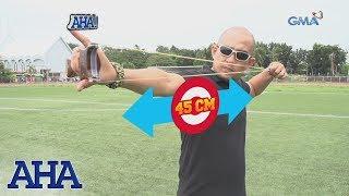 AHA!: The Pinoy slingshot master