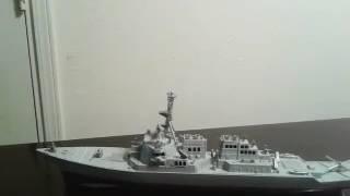 Battleship DDG-51