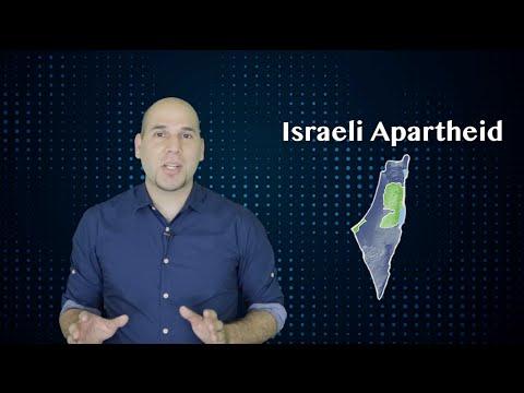 Decoding Israel/Palestine: Apartheid