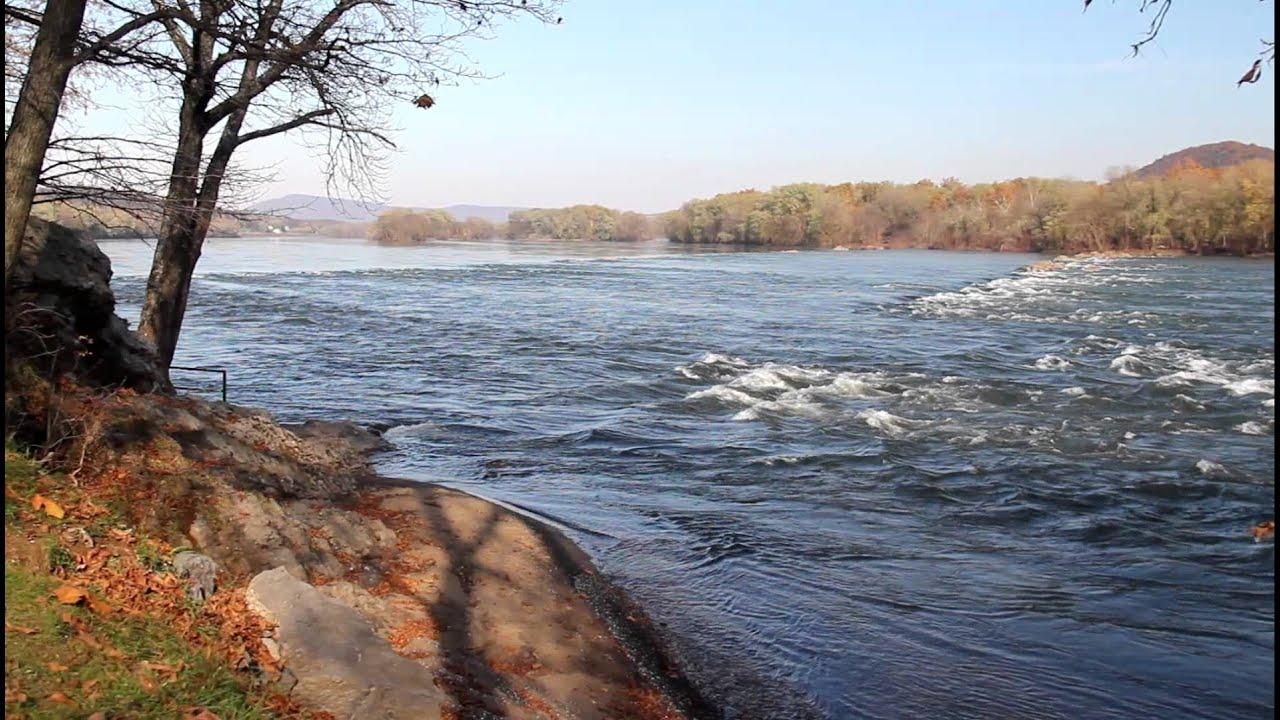Mckees half falls on susquehanna river youtube for Susquehanna river fishing club