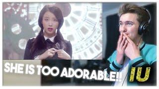 IU You and I MV Reaction IU IS TOO ADORABLE