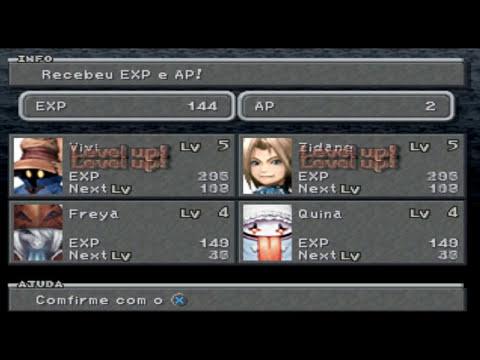 Final Fantasy IX (Detonado) #11 - Quina, Qu's Marsh, Frog e Blue Magic!! PT-BR