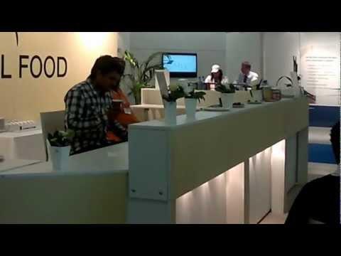 TEXCARE  HALAL FOOD  RESTAURANT  Messe Frankfurt  2012   muslim  islam