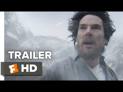 Doctor Strange Official Trailer 2 (2016) - Benedict Cumberbatch Movie