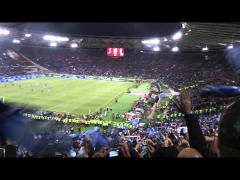 Finale Coppa Italia Fiorentina-Napoli 1-3 03-05-14  Gol Mertens Live in HD