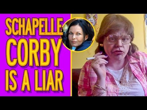 SCHAPELLE CORBY IS A LIAR