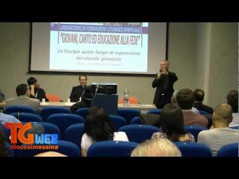 """TG Web – Laboratorio Giovani, canto ed educazione alla fede"""" – 2-3 giugno 2012"""