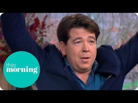 Michael McIntyre Is Back On Tour | This Morning