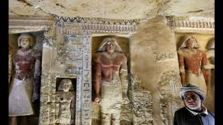Egypt Announces Discovery Of 'One Of A Kind' 4,400 Year-Old Tomb