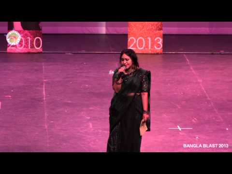 Bangla Blast 2013:  Songs by Nafisa Islam Shaima