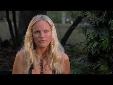 Wanderlust: Official On Set Interview Malin Akerman [HD]