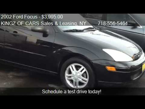 2002 Ford Focus SE Comfort w/ Zetec - for sale in Staten Isl