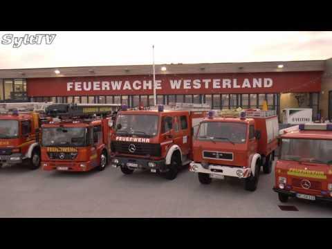 Neue Westerländer Feuerwache wurde eingeweiht