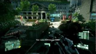 Crysis 2 Gameplay (PC) - Espaol (Spanish) HD - I7 2600 + ATI 6790