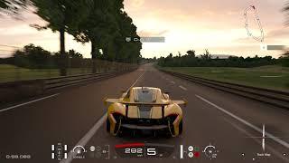 Gran Turismo Sport - McLaren P1 Acceleration & Top Speed