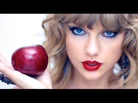 Taylor swift blank space music video makeup tutorial youtube
