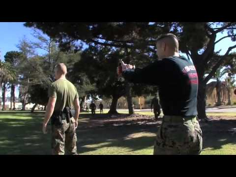 Marine Corps Recruit Depot San Diego self defense and detainment training Image 1