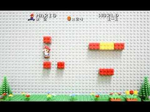 Stop Motion Super Mario Bros. IT@KMITL#4