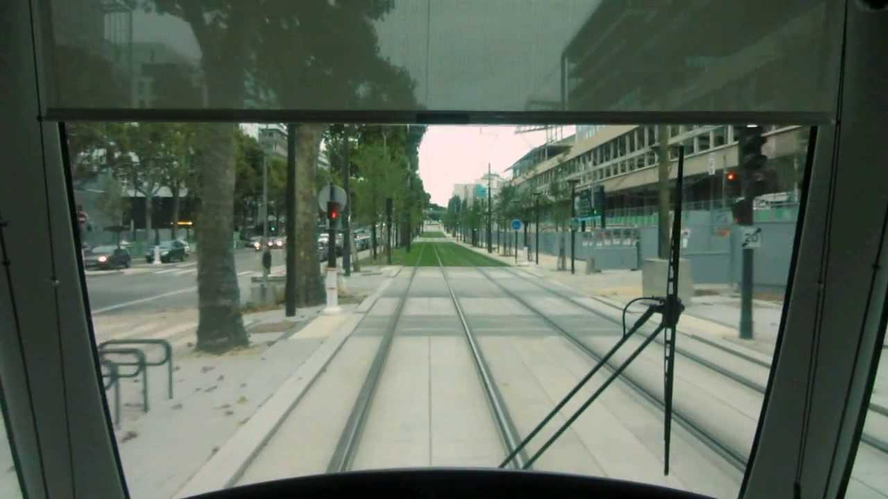 tramway de paris ligne t3b porte de la villette porte de la chapelle youtube. Black Bedroom Furniture Sets. Home Design Ideas