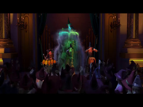 Shrek 4: Witch Party