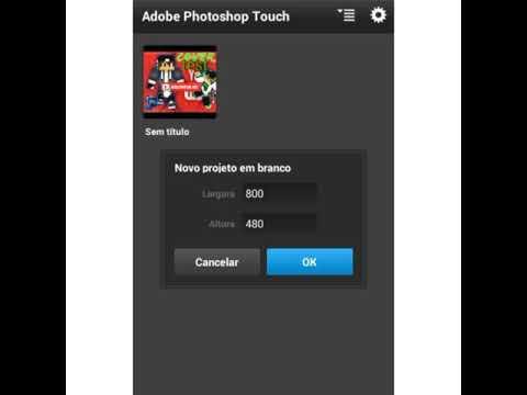 Como fazer uma capa pro seu canal do YouTube thumbnail