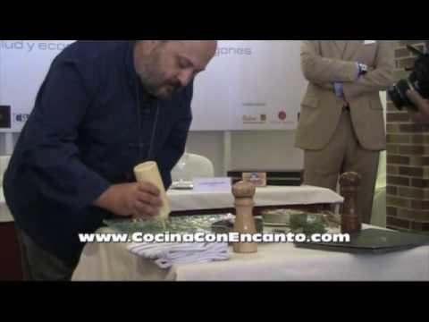 Recetas Tapas Sacha Hormaechea Catedra Ferran Adria Curso Verano 09 UCJC