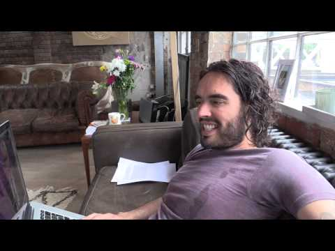 Independence, Yes. But Not Just For Scotland: Russell Brand The Trews (E132)