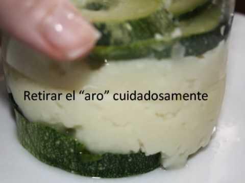 Pastel de verduras (muy light) y TRUCO de cocina. Fácil y rápido RecetasTrucosyTips