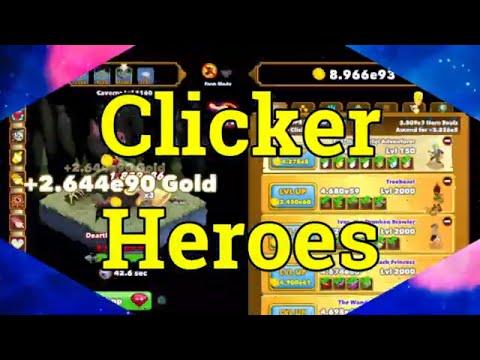 Clicker Heroes #260 - LiveStream Clips