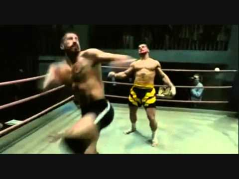 Yuri Boyka The most complete fighter in the world! (No music)