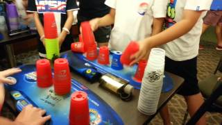 Sport stacking : 2014 Asian Championship