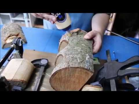 Next Chapter Gifts Log Bandsaw Box