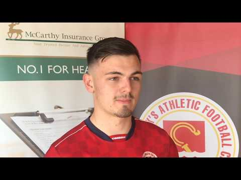 Donagh McNamara - The Road to Recovery