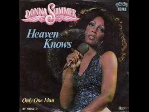 Donna Summer - Heaven Knows
