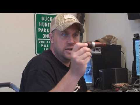 Short Reed Goose Calling Basics 101 Instructional RNT V Webisode 3_2012