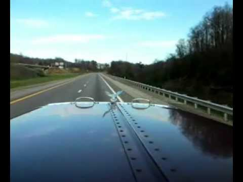 Chasing The Silver Eagle On The West Virginia Turnpike Part 2