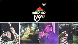 Mavins Performing At The Mega Concert After KUNDE In Ouagadougou
